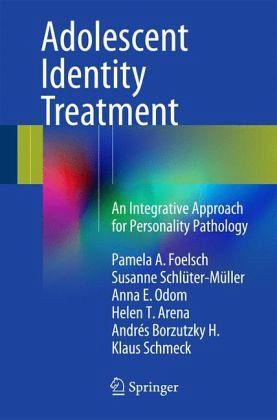 LANZAMIENTO DEL LIBRO ADOLESCENT IDENTITY TREATMENT AN INTEGRATIVE APPROACH FOR PERSONALITY PATHOLOGY